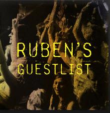 Ruben's Guestlist
