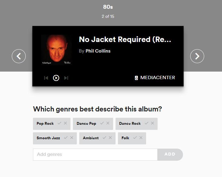 Spotify Line-In: Deel je muziekkennis met Spotify